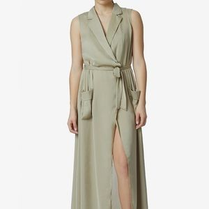 Wrap dress 👗